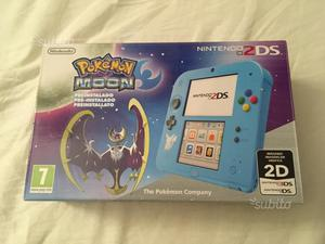 Nintendo 2ds con pokemon luna