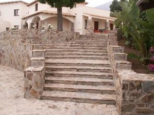 Pietre da rivestimento e pavimentazione