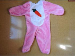 Vestito di Carnevale per bambina 3-4 anni
