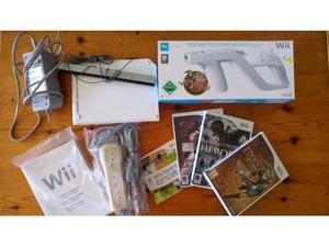 Wii + Giochi e Accessori