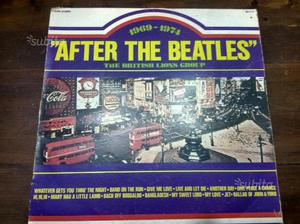After the Beatles vinile 33giri