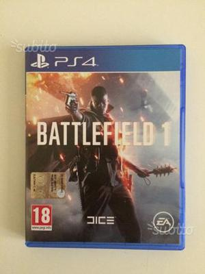 Battlefield 1 - PS4 - ita