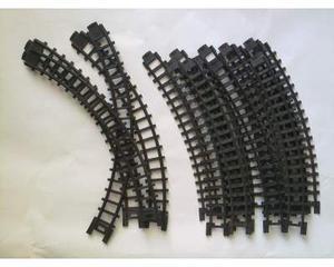 Binari-rotaie Lima Ingap in plastica H0