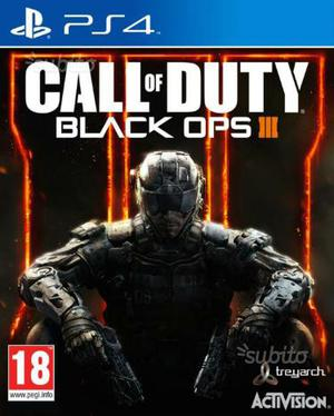 Call of duty black ops 3 PS4 - COD BO3 PS4