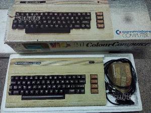 Commodore vic 20 con scatola originale e accessori