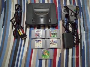 Console Nintendo 64 + Giochi