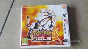 Diversi giochi NINTENDO 3DS, Pokemon Sole Luna