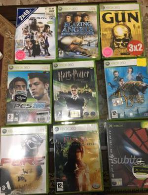 Giochi Xbox360 titoli vari