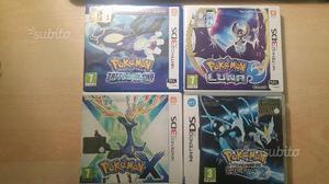 Giochi pokemon