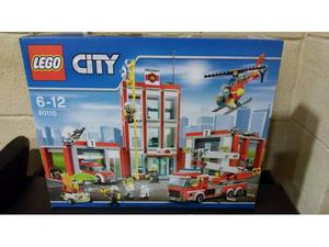 LEGO  - City Pompieri Caserma