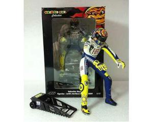 MINICHAMPS Valentino Rossi SET Startbox MotoGp  L.Ed