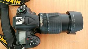 Nikon D + AF-S DX NIKKOR MM
