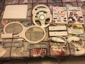 Nintendo Wii giochi e accessori