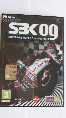 SBK 09 Superbike World Championship - x PC