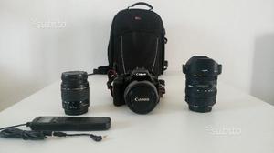 Set Canon 550D più accessori