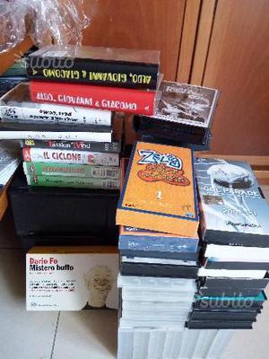 Video cassette varie