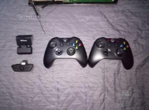 Xbox One per ricambi con accessori FUNZIONANTI