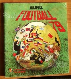 Album panini euro football del