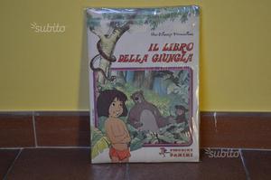Album panini sigillato il libro della giungla