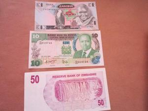 Banconote africa fds