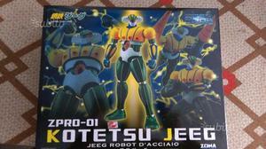 Bandai Jeeg robot d'acciaio