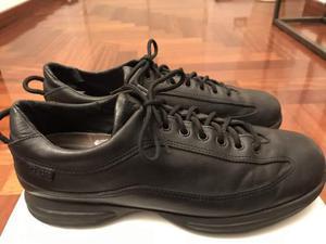 CAMPER Sneakers in pelle nera N. 42 uomo