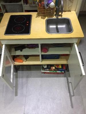 Banco da lavoro duktig ikea per bambini posot class - Cucina ikea bambini ...