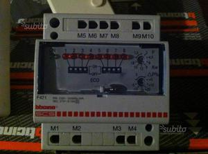 Kit controllo carichi abb elos posot class for Centralina domotica