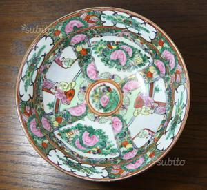 Ciotola porcellana cinese Qian Long style