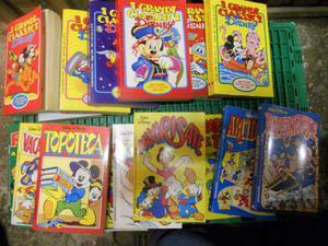 Classici e Grandi Classici Disney.