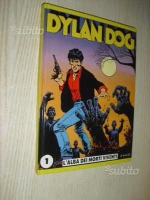 Dylan dog - quaderno n.1 l'alba dei morti viventi