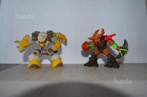 GORMITI- Ultrakolossus e Signore della Foresta