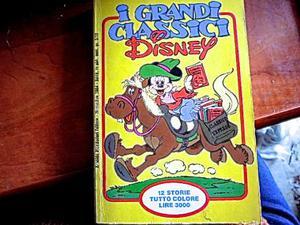 I grandi classici Disney -