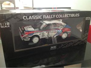 Modellini Rally