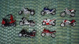 Modellini moto