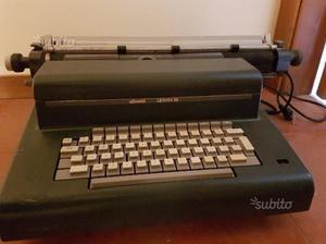 Olivetti lexikon 90 - macchina da scrivere
