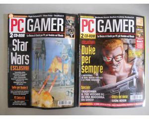 Pcgamer pc gamer n°24 novembre  - n°30 maggio