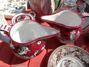 Set ceramica faenza