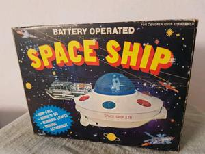 Space ship anni 70 hong Kong. Nuovo in scatola