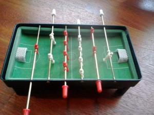 Super Mini Football Calcio Balilla Vintage