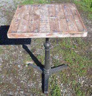 Tavolo da bistrot