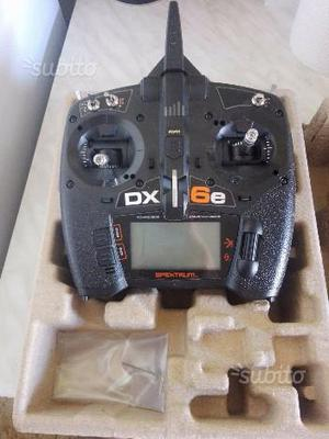 Telecomado rc Spektrum DX6e