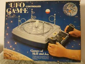 UFO game anni 80. Nuovo in scatola