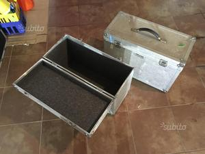 Valigia in alluminio professionali