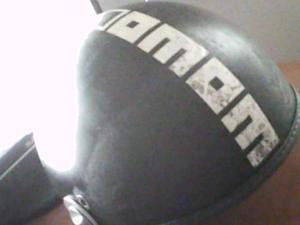 casco omologato in discrete condizioni