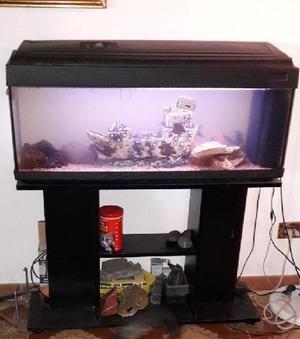 acquario image 120 con tavolo 290 litri posot class