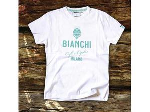 Bianchi XL Cafe' & Cycle T Shirt