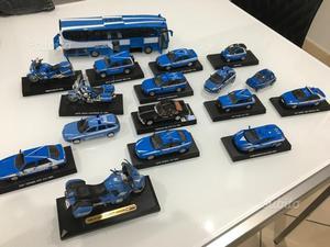 Collezione Auto & Moto Polizia