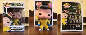 Funko pop n161 serie tv breaking bad jesse pinkman