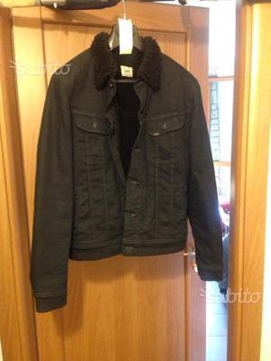 "Giubbotto invernale mod sherpa jeans Lee ""M"""